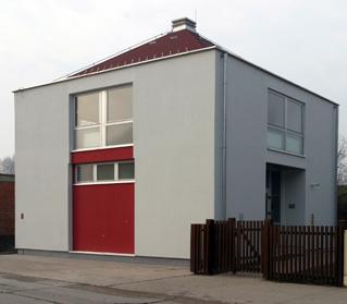 Nova upravna zgrada Muzeja u Županji